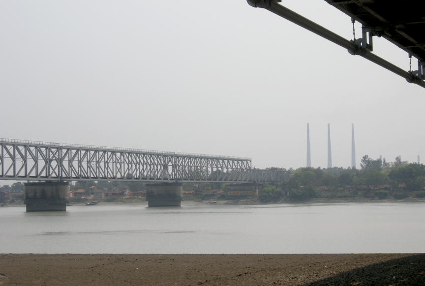 Kolaghat Rail Bridge